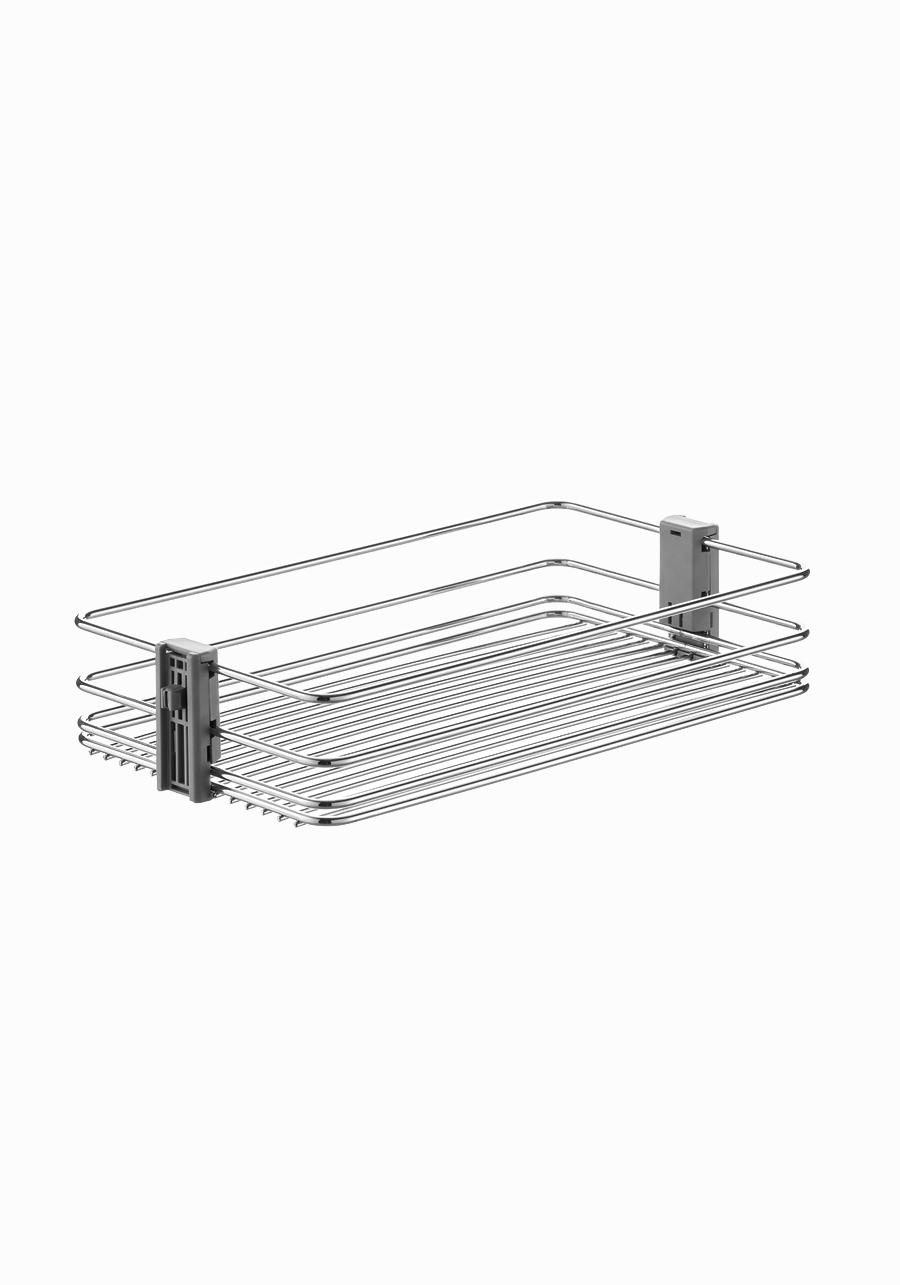 Cesti per colonna cc15as10 vibo accessori in filo metallico per cucine - Cesti estraibili per cucine ...