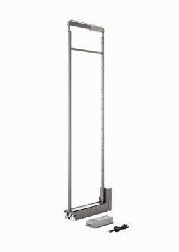 Cesti standard per colonna cc15asomb10 vibo accessori in filo metallico per cucine - Cesti estraibili per cucine ...