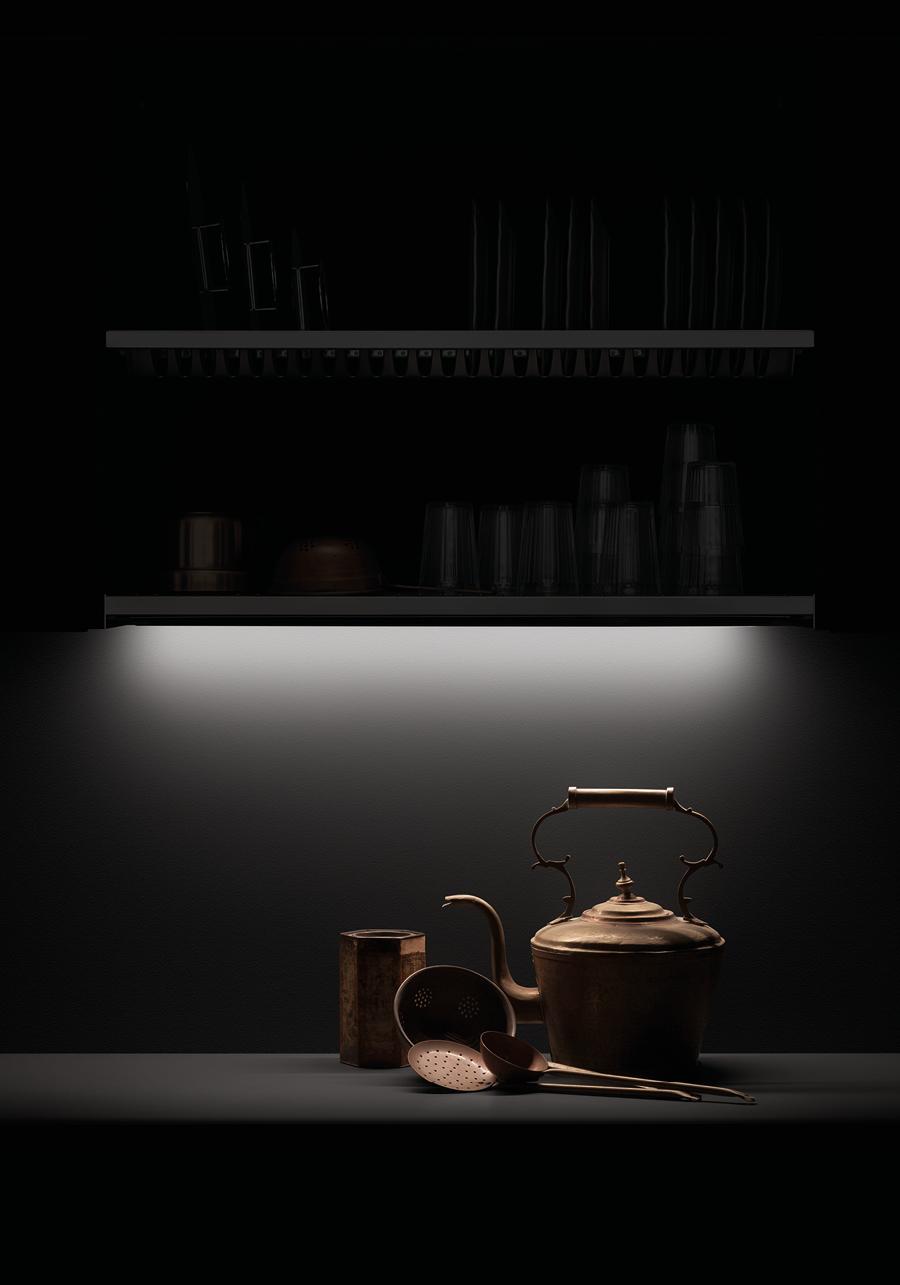 Lampada led per telaio GOLD SGLED45 | VIBO accessori in filo ...
